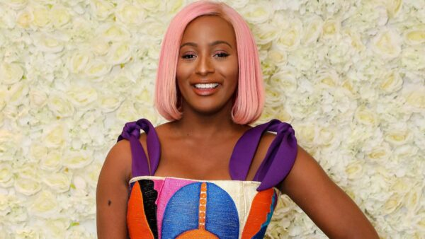 Stonebwoy is One of The Most Talented Artists in the World - DJ Cuppy