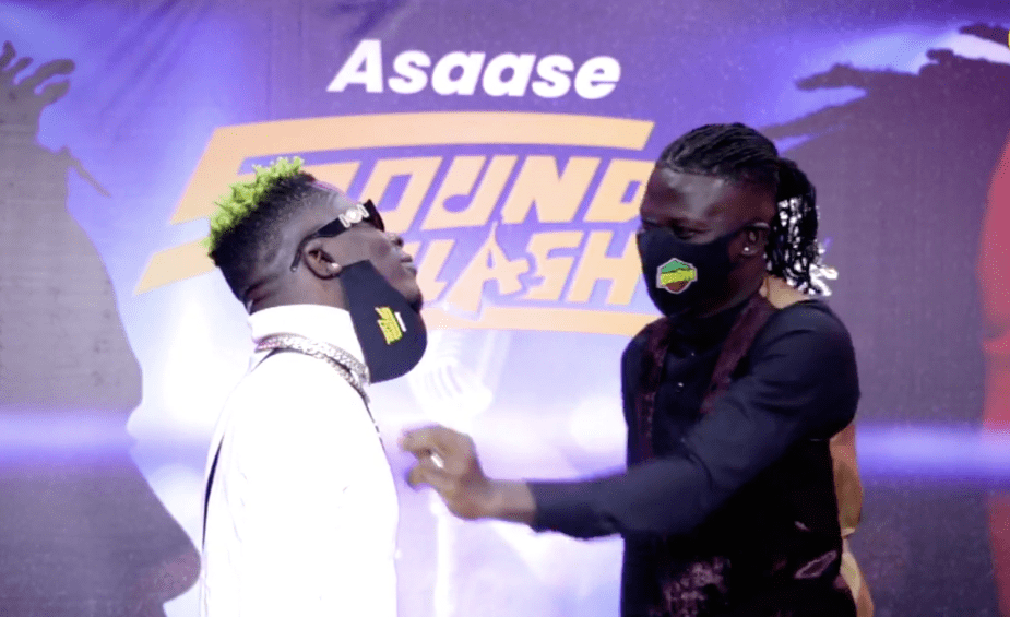 Shattawale and Stonebwoy | Hello-gh.com