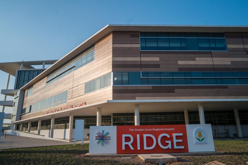Ridge Hospital | Hello-gh.com