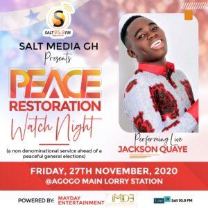 Peace Restoration Watch Night