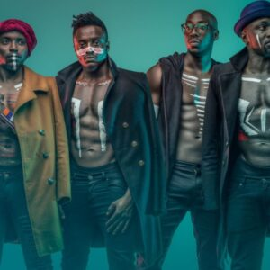 Sauti Sol Named Among First 21 Artists in YouTube Black Voices Class of 2021