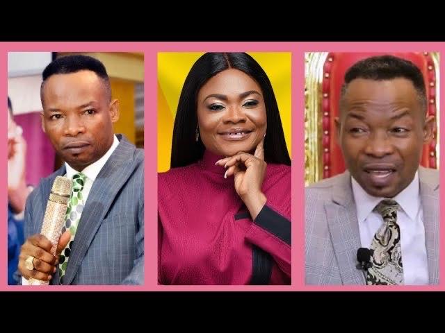 Witchcraft Manipulating Our Leaders in Ghana : Bishop Salifu Amoako tells Maame Grace